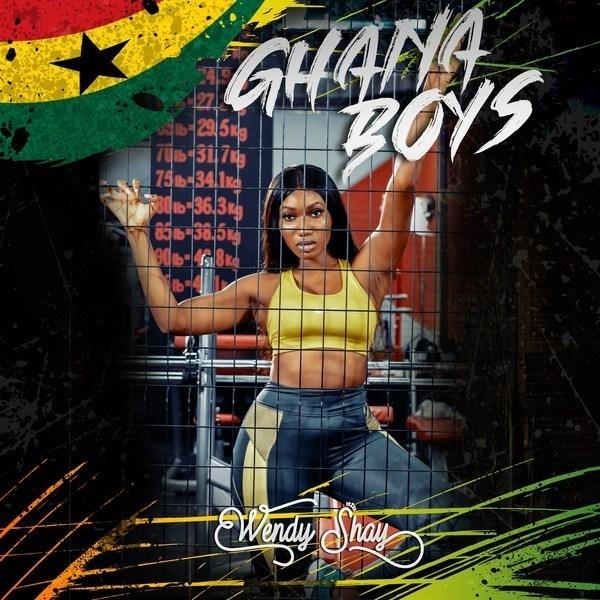 Wendy Shay Ghana Boys Townflex