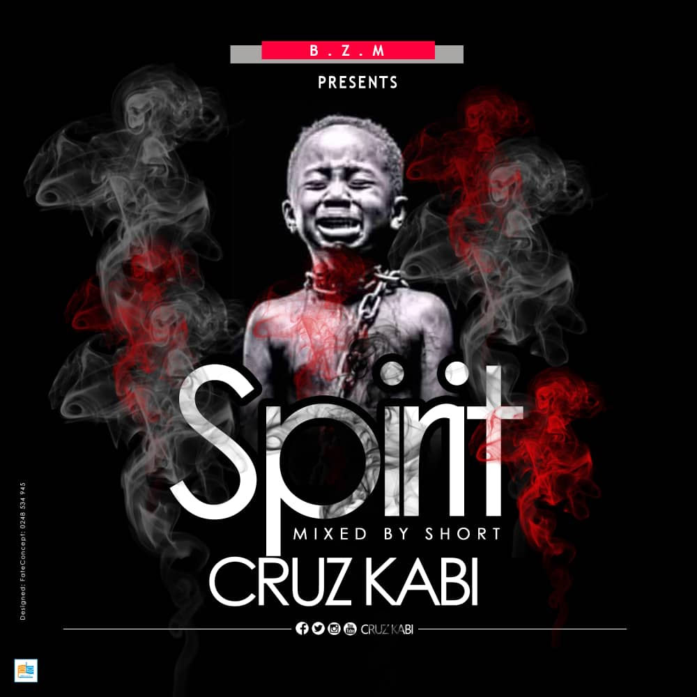 Cruz Kabi - Spirit (Mixed By Short)
