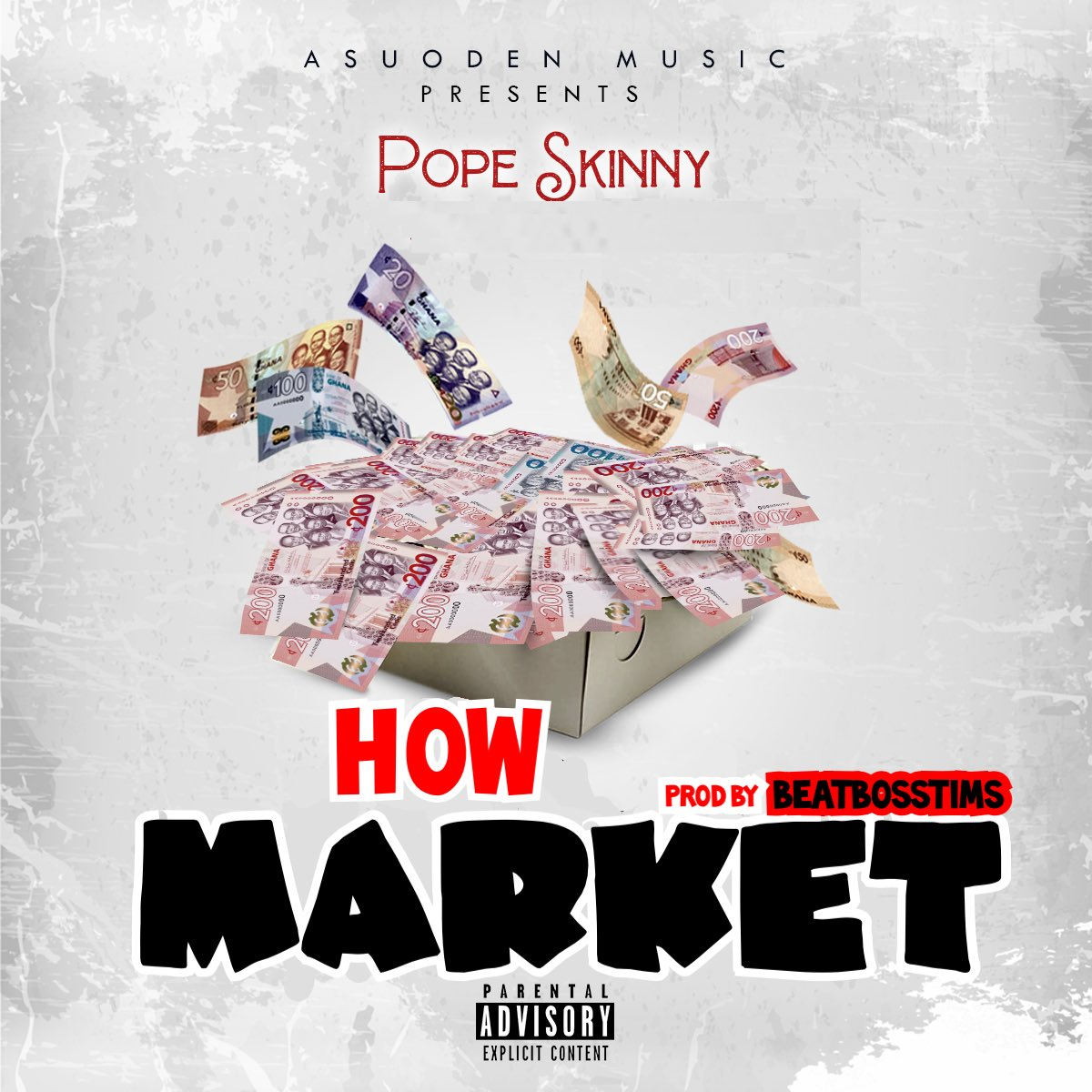 Pope Skinny How Market (Prod. by BeatBoss Tims)