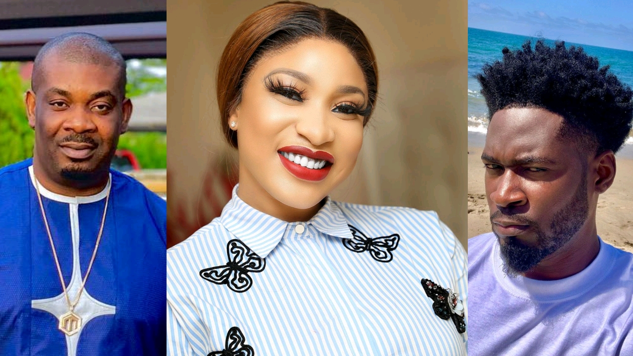 Tonto Dike Reveals How Don Jazzy And Tee Billz Rescued Her From Committing Suicide