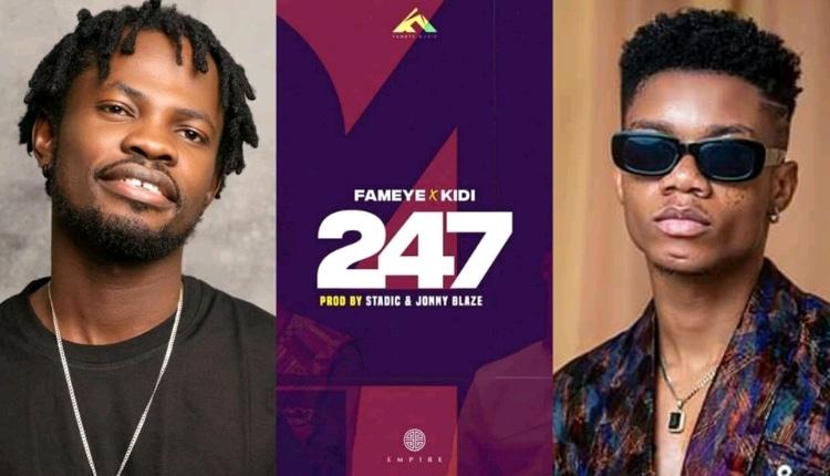 Fameye 247 ft KiDi Download