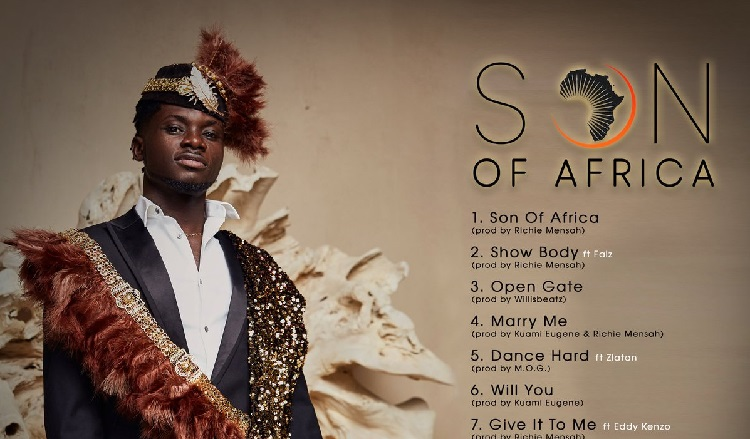 Download Mama by Kuami Eugene off the Son Of Africa Album