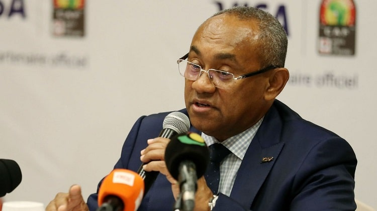 FIFA bans CAF chief Ahmad for 5 years for corruption