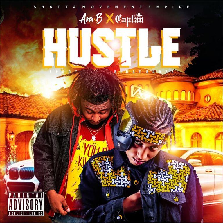 Ara-B Hustle ft Captan