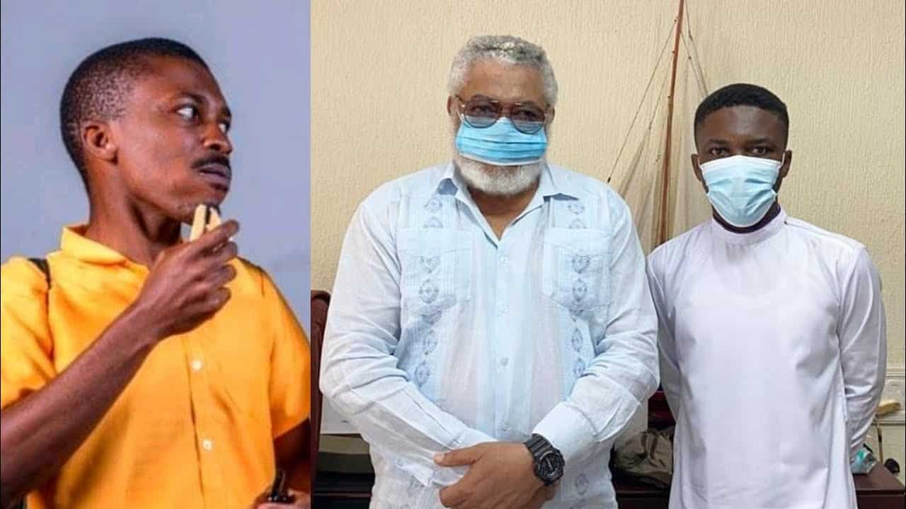 Clemento Suarez reveals that late Rawlings' family asked him not to imintiate him for now as they mourn