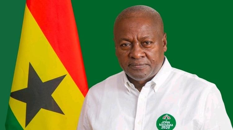 John Dramani Mahama Wins 2020 Presidential Election