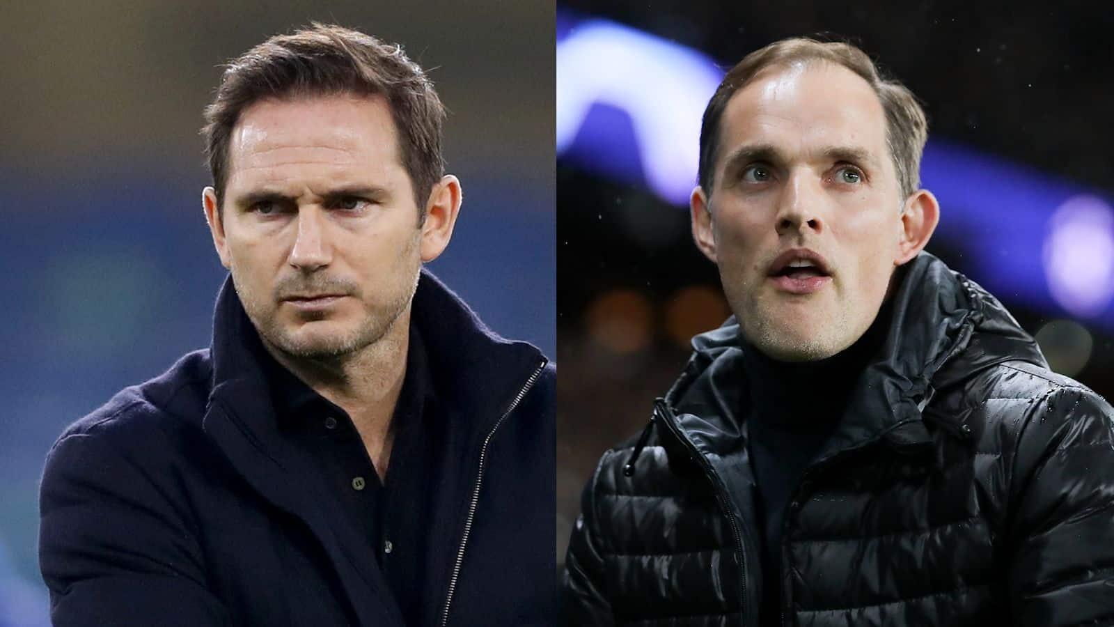 Chelsea Sacks Frank Lampard