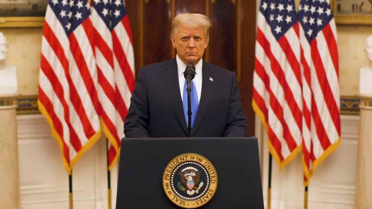 Trump Farewell Speech