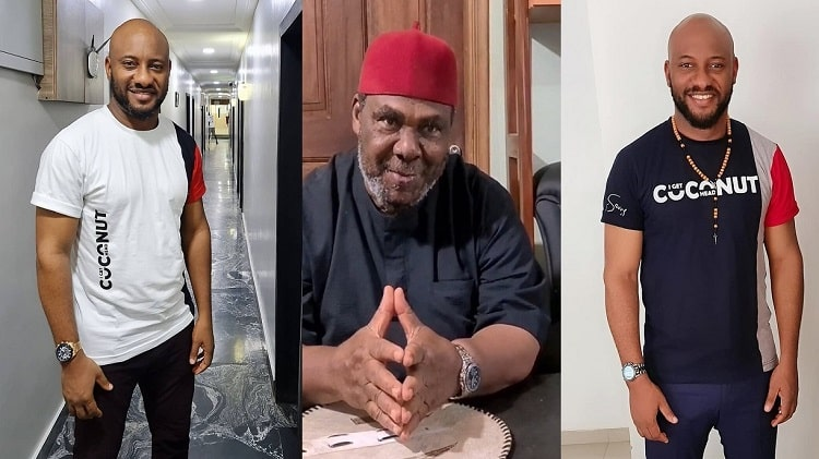 Actor Yul Edochie disagrees with his dad, Pete Edochie's controversial  opinion on marriage » TownFlex