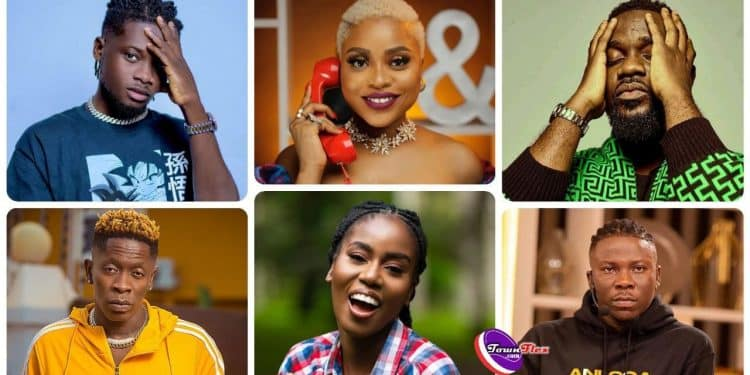 LIST OF NOMINEES FOR VGMA 2021