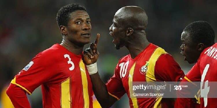 Stephen Appiah Top Five Ghana Black Star Players 1992-2021