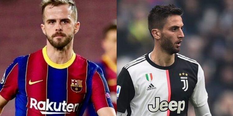 Another swap deal between Barcelona and Juventus