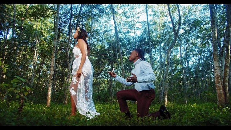 Mbosso Ft Spice Diana - Yes Video