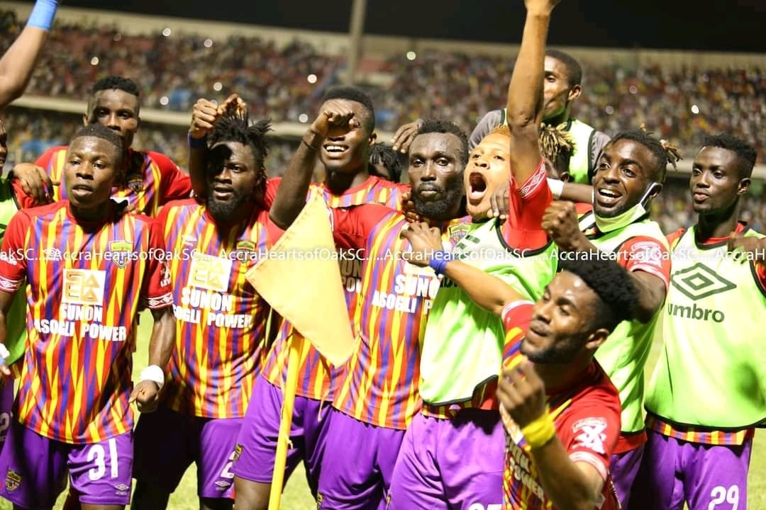 JUST IN : Accra Hearts of Oak finally file protest against Great Olympics