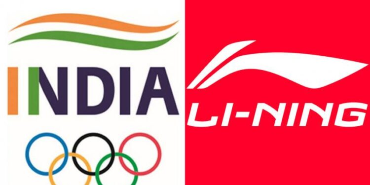 India drops Chinese kit sponsor ahead of Tokyo Olympics Games