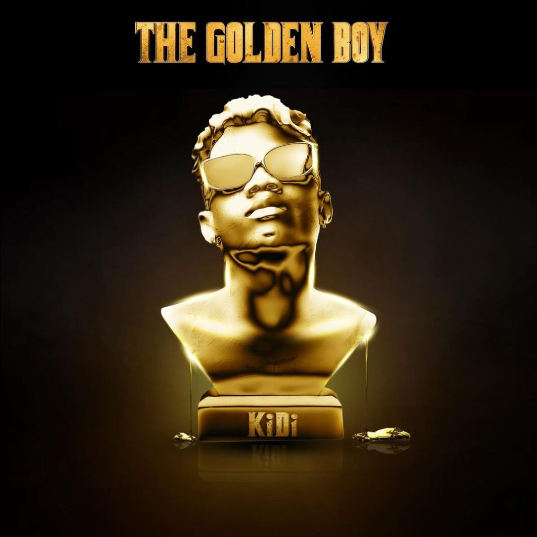 KiDi Reveals Tracklist and Featured Artists for The Golden Boy Album