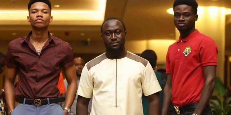 Richies Reacts, Denounces 'Song Theft' Case Against Kuami Eugene By Nigerian Artiste