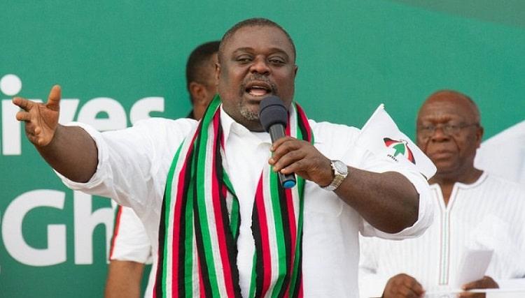 NDC expels Koku Anyidoho