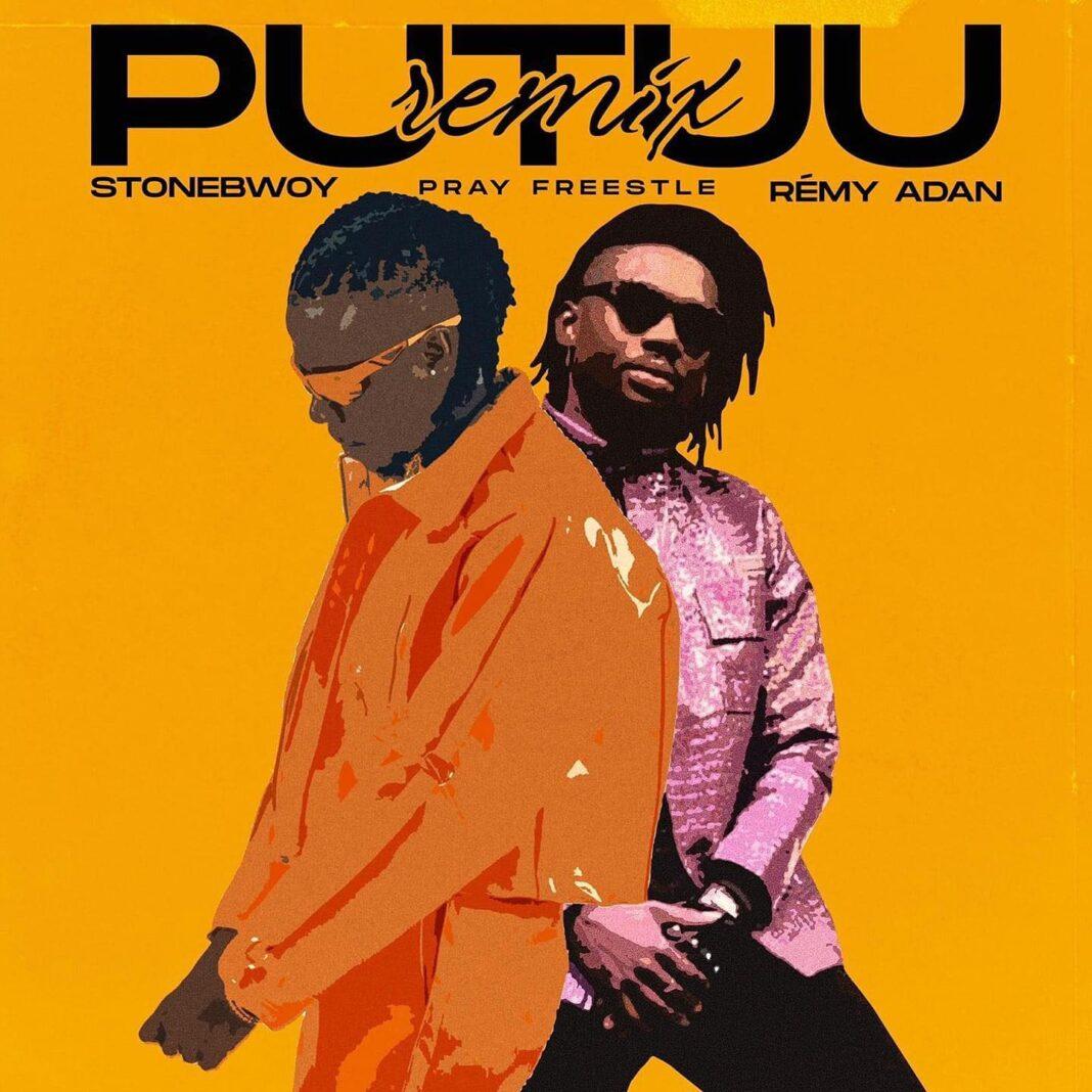 Stonebwoy Putuu Remix ft Remy Adan