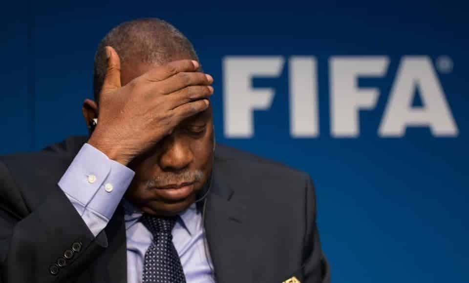 FIFA bans Issa Hayatou