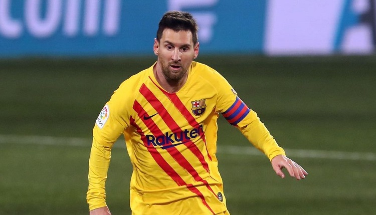 Messi Leaves Barcelona