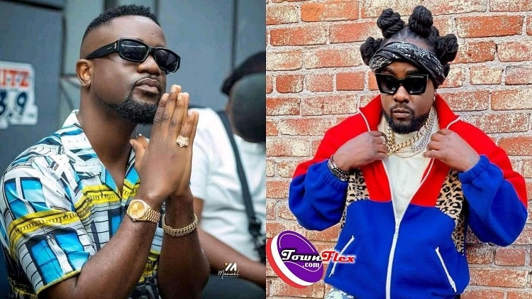 Sarkodie Speaks On How He Got Wale Featured On His 'No Pressure' Album [watch video]