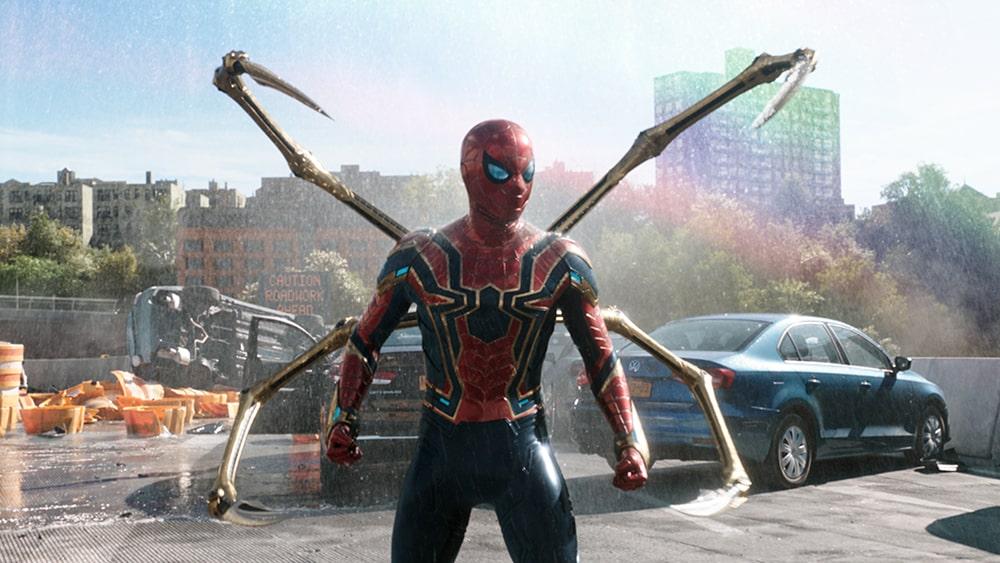 Spider-Man No Way Home Movie Trailer
