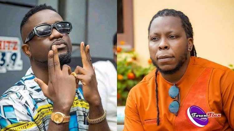 Sarkodie Finally Reacts To Allegations Of Him Snubbing Rapper Edem, Not Picking His Calls