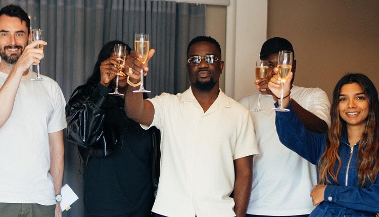 Sarkodie Signs With Sony Music Publishing UK