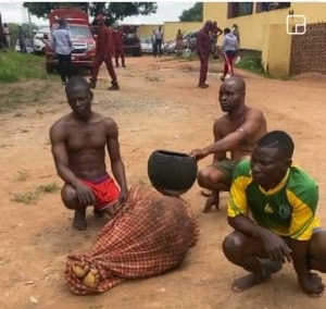 Ritual Killers Behead A 76-YEAR-Old Man And Sell Humanitarian Parts For 10 Dollars