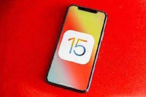 ios 15. security features