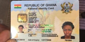 No Ghana Card, no salary starting from December 1 - Controller to gov't workers [see details]