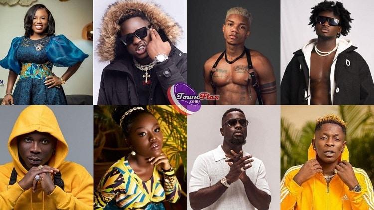 GMAUK21: Ghana Music Awards UK 2021 Winners