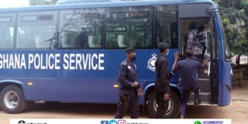 Ghana Police Service introduces shuttle service
