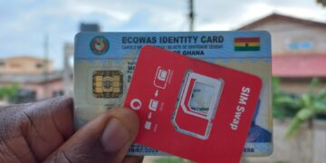 How to register your SIM Card with the Ghana Card