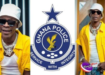 Ghana Police Reacts to Shatta Wale allegedly Shot by Gunmen